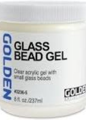 Golden Golden Acrylic Glass Bead Gel 8 Ounce