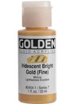 Golden Golden Sale Fluid Acrylic 1 Ounce Iridescent