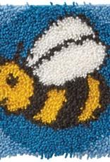 Wonderart Latch Hook Kit Bumblebee