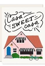 Slightly Stationery Card Casa Sweet Casa