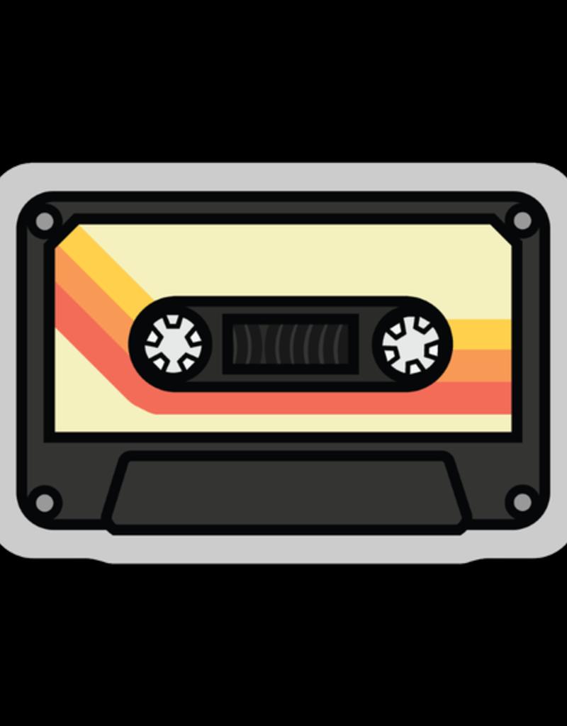 Stickers NW Sticker Cassette Tape
