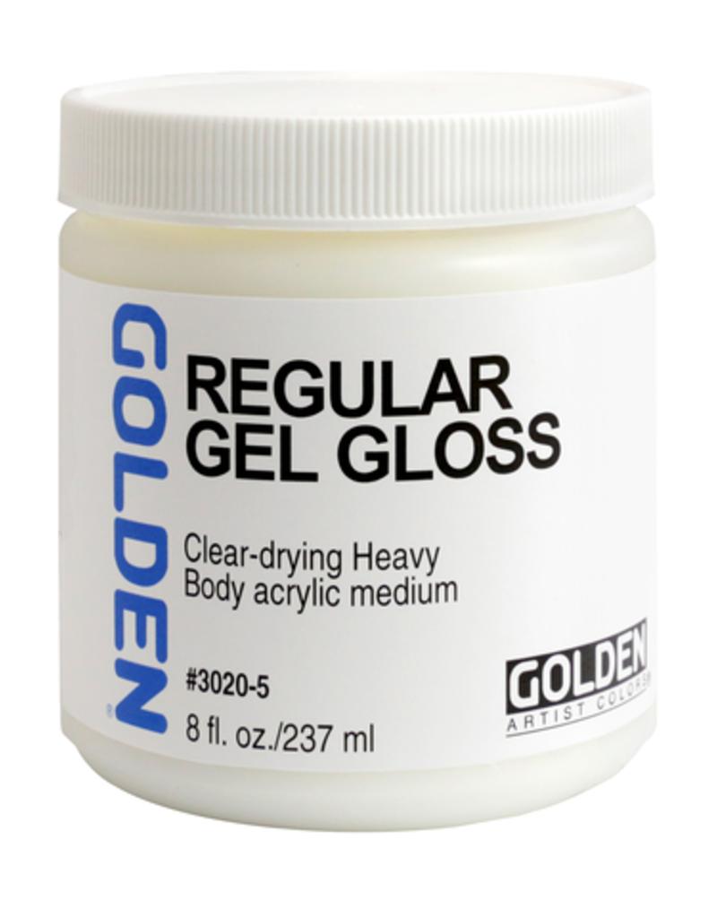 Golden Golden Acrylic Regular Gel Gloss 8 Ounce