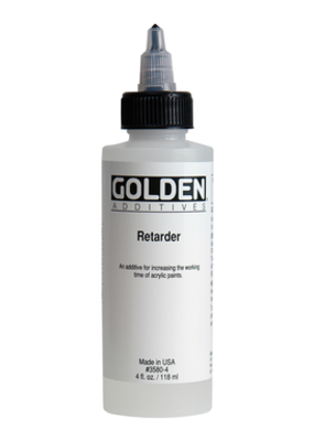 Golden Golden Acrylic Retarder Medium 4 Ounce