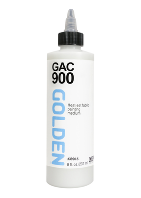 Golden Golden Acrylic GAC 900 Fabric Painting Medium