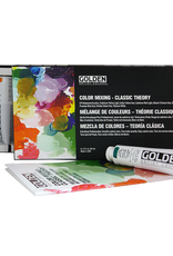 Golden Golden Acrylic Classic Theory Color Mixing Set