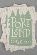 ACBC Postcard Portland Rain
