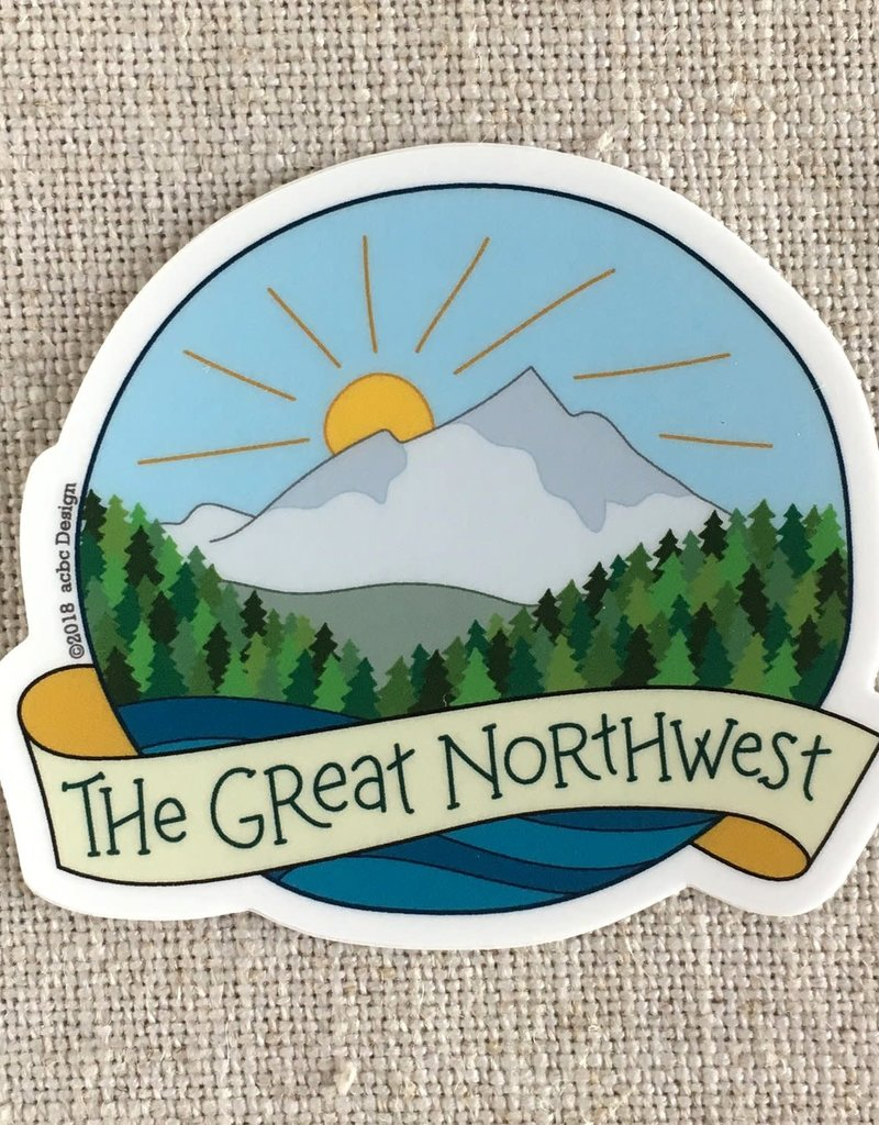 ACBC Sticker Great NW
