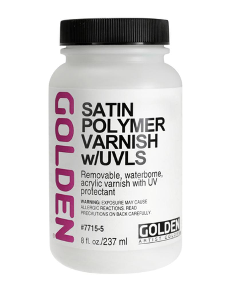 Golden Golden Acrylic Polymer Varnish Satin