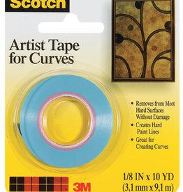 3M Artist Tape for Curves