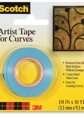 3M Artist Tape for Curves