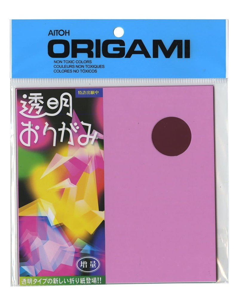 Aitoh Origami Plastic Sheets