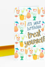 Alison Cole Card Treat Yourself