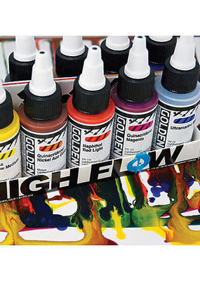 Golden Golden High Flow Acrylic Assorted 10 Color Set