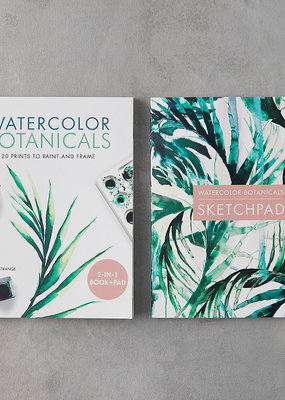 Abrams Watercolor Botanicals