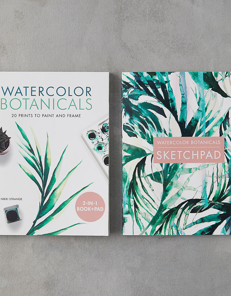 Abrams Watercolor Botanicals