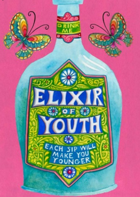 Artists to Watch Card Elixer
