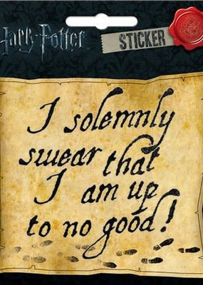 Ata-Boy Sticker Solemnly Swear