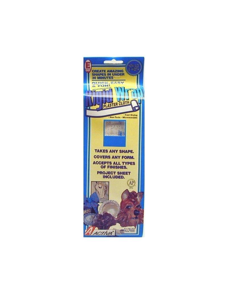 Activa Activa Rigid Wrap Plaster Cloth Ped 4 x 180