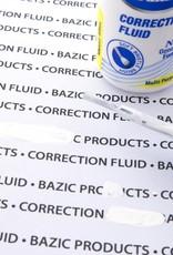 Bazic Correction Set Pen & Fluid Bottle