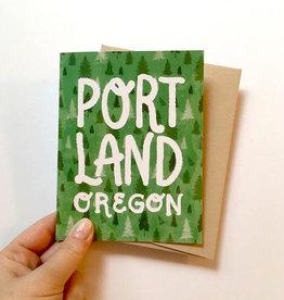 Christa Pierce Card Portland Oregon