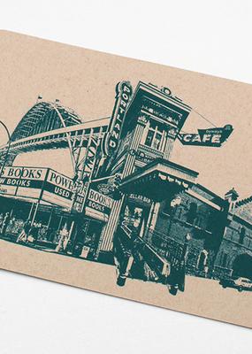 Urban Retrospectives Postcard Burnside and Beyond