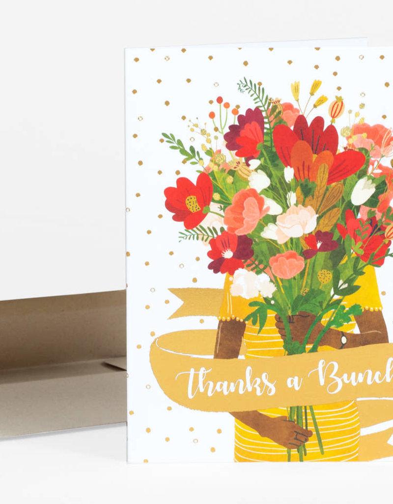 Wild Optimist Card Thanks a Bunch