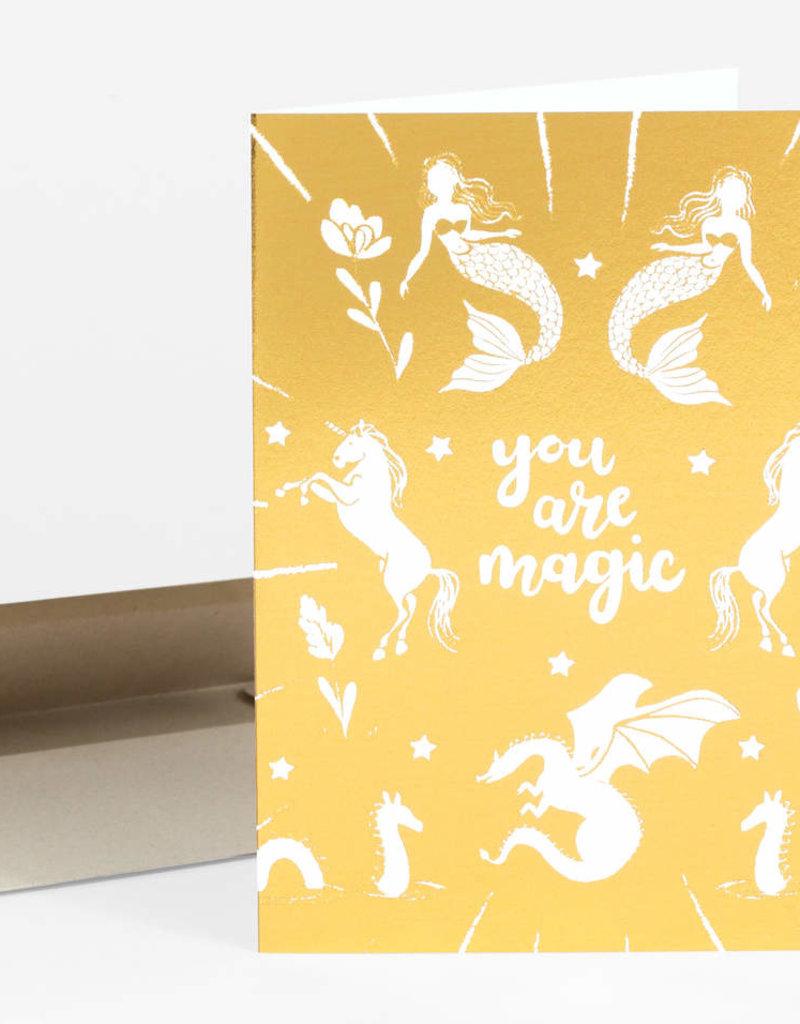 Christa Pierce Card You Are Magic