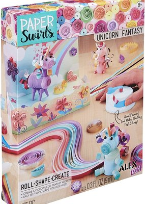 Alex Toys Unicorn Fantasy Paper Swirls Kit