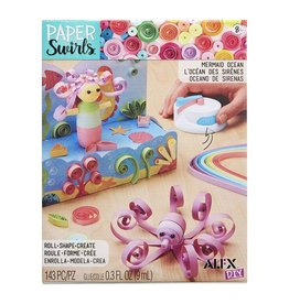 Alex Toys Mermaid Ocean Paper Swirls Kit