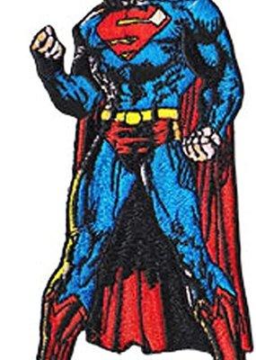 C & D Visionary Patch Superman Fist
