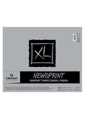 Canson Newsprint Rough 14 x 17 100 Sheets