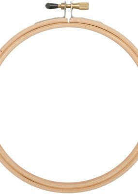 """Embroidery Hoop With Round Edges 5"""""""