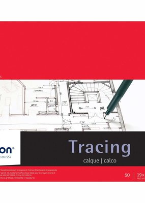 Canson Tracing Paper Pad 19 X 24 50 Sheets