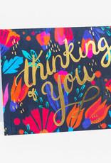 Wild Optimist Card Thinking of You