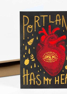 Christa Pierce Card Portland Has My Heart
