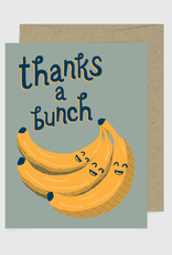 Alison Cole Card Thanks a Bunch Bananas