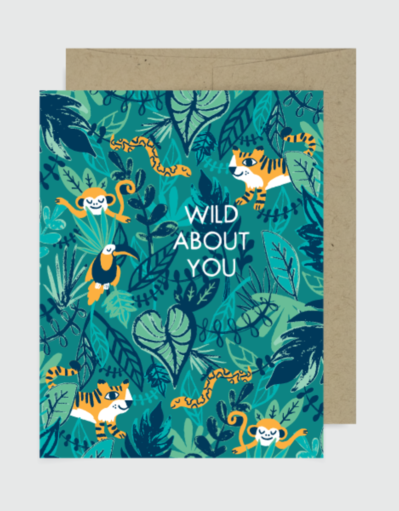 Alison Cole Card Wild About You