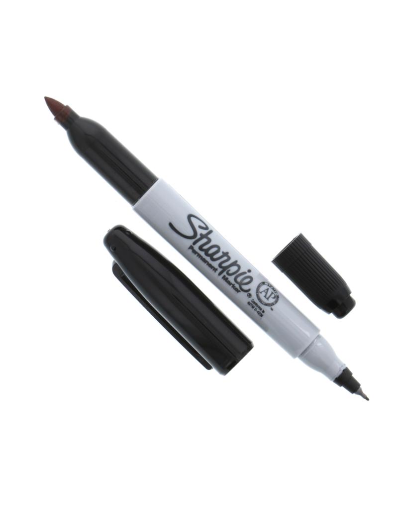 Sharpie Sharpie Permanent Marker Twin Tip