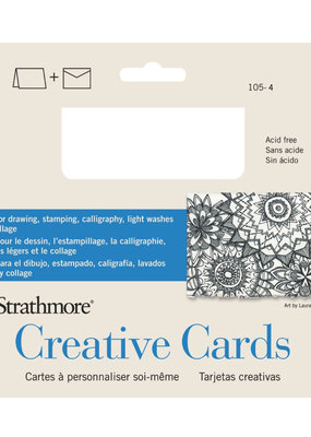 Strathmore Strathmore Creative Cards And Envelopes 3.5 x 4.875 Inch