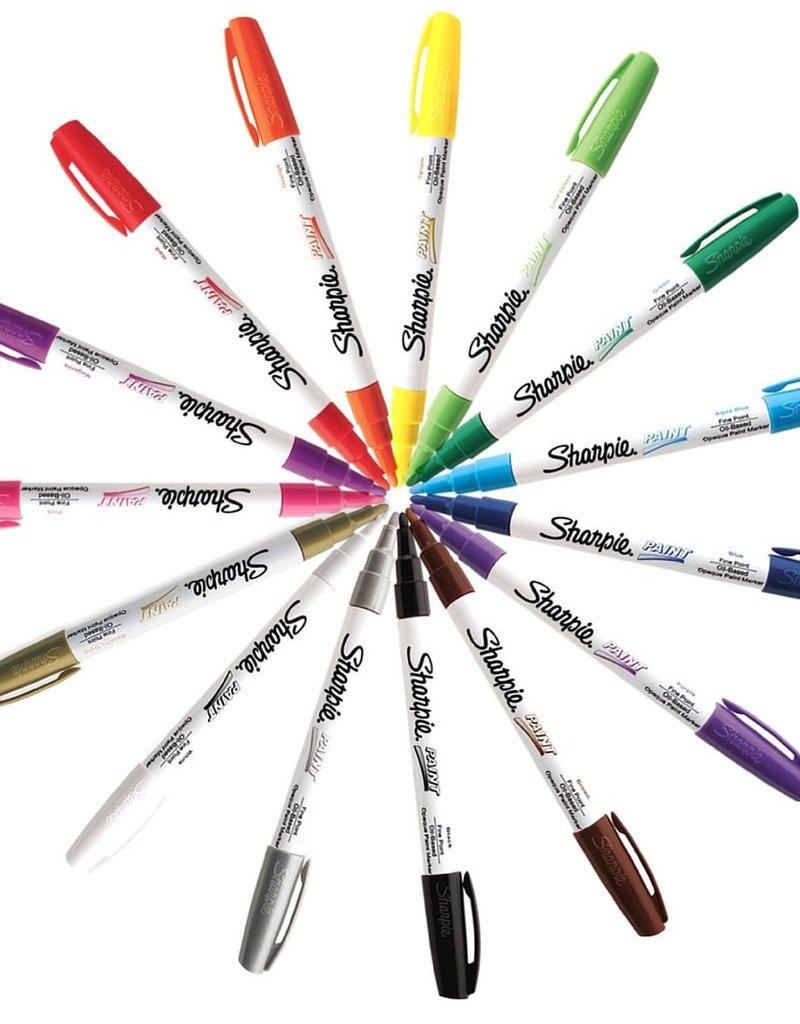 Sharpie Sharpie Oil Paint Marker Fine