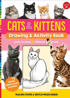 Quarto Publishing Cats and Kittens Drawing