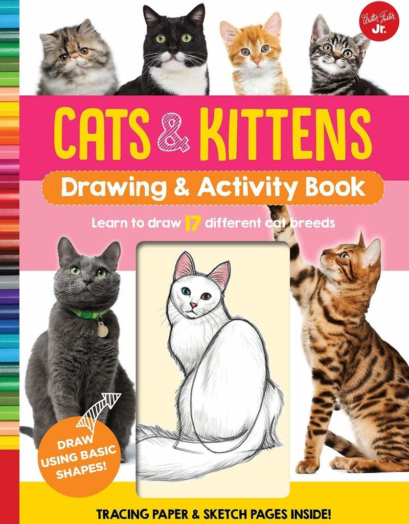 Quarto Publishing Cats and Kittens Drawing