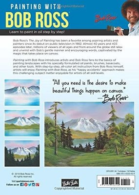 Quarto Publishing Painting With Bob Ross