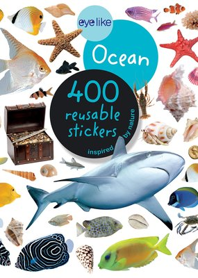Workman Eyelike Stickers Ocean