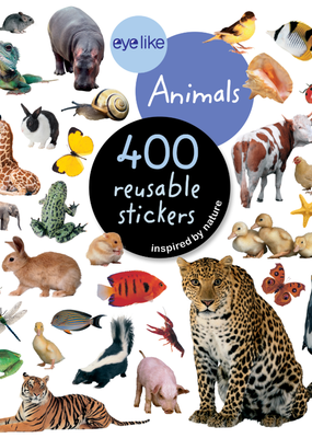 Workman Eyelike Stickers Animals