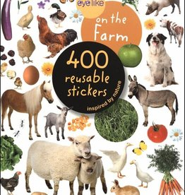 Workman Eyelike Stickers On the Farm