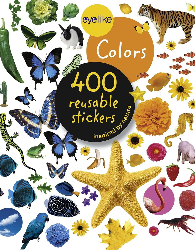 Workman Eyelike Stickers Colors