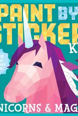 Workman Paint by Sticker Kids Unicorns and Magic