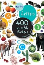 Workman Eyelike Stickers Letters