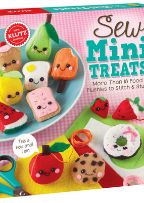 Klutz Sew Mini Kit Treats